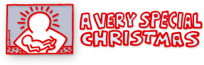 A Very Special Christmas Logo
